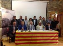 """IX Congreso de Historia Local de Aragón: """"Culturas políticas de la contemporaneidad"""", Aínsa, 3-4 de julio de 2014"""