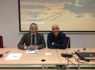 Congreso Internacional ANIHO, con Txema Portillo, Vitoria 29-10-2015
