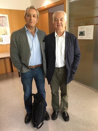 Homenaje a Borja de Riquer, 4-9-2015