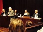 Primera Conferencia de la Escuela de Doctorado 2015