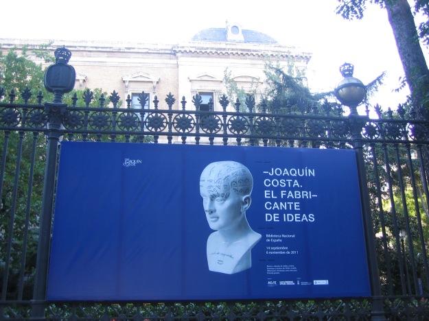 Exposición Joaquín Costa. El fabricante de ideas