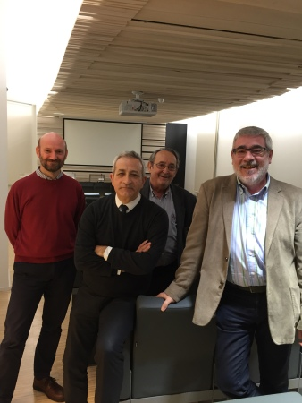CSIC Roma - 3 de marzo 2016